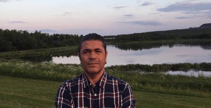 Noureddine Boufarra ex-politieofficier