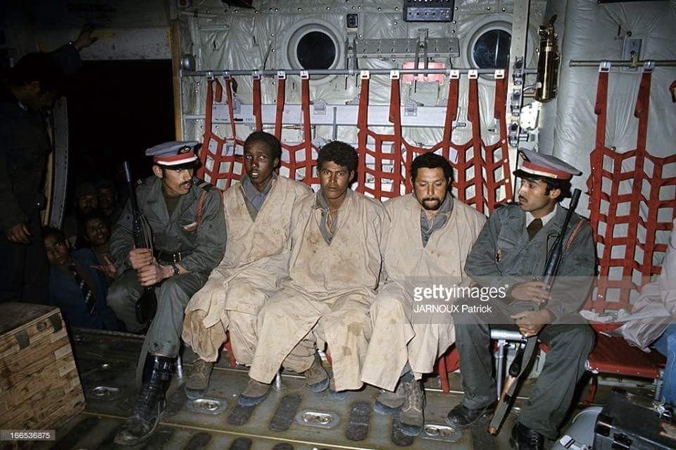 Gendarmerie verzorgt gedetineerden vervoer
