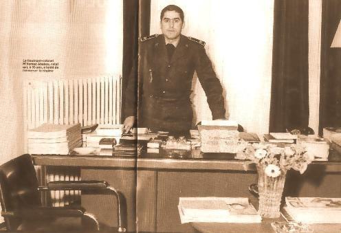 Luitenant-kolonel Mhamed Ababou