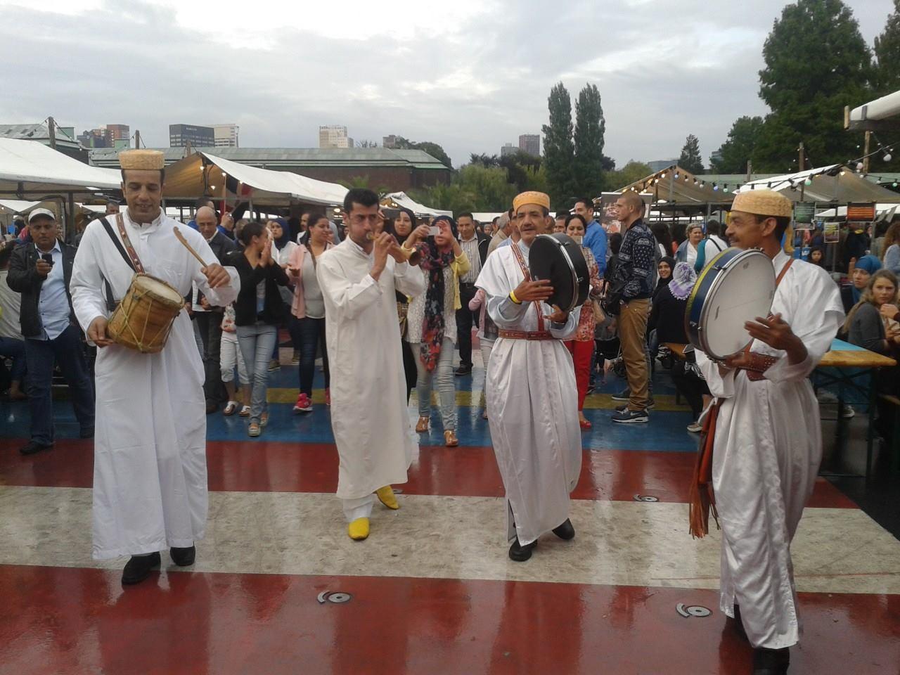 Geen Riffijns programma tijdens Djemaa el Fna