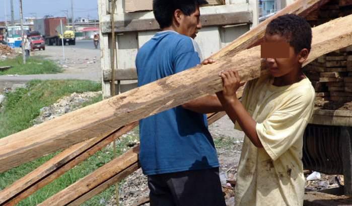 Geen kinderarbeid meer in Marokko