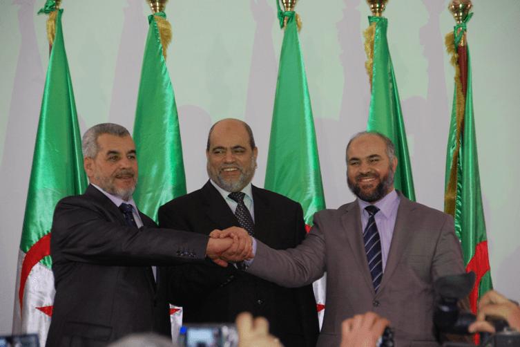04 – Islamitische alliantie Algerije erkent Amazigh taal niet in nieuwe grondwet