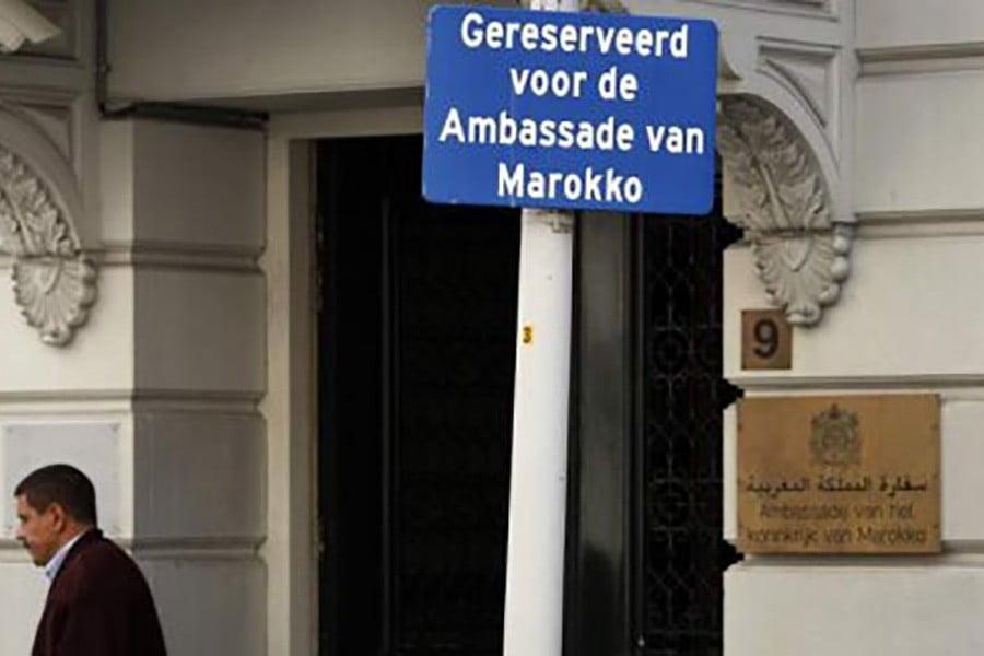 Marokko wil opheldering over ambassade in Nederland
