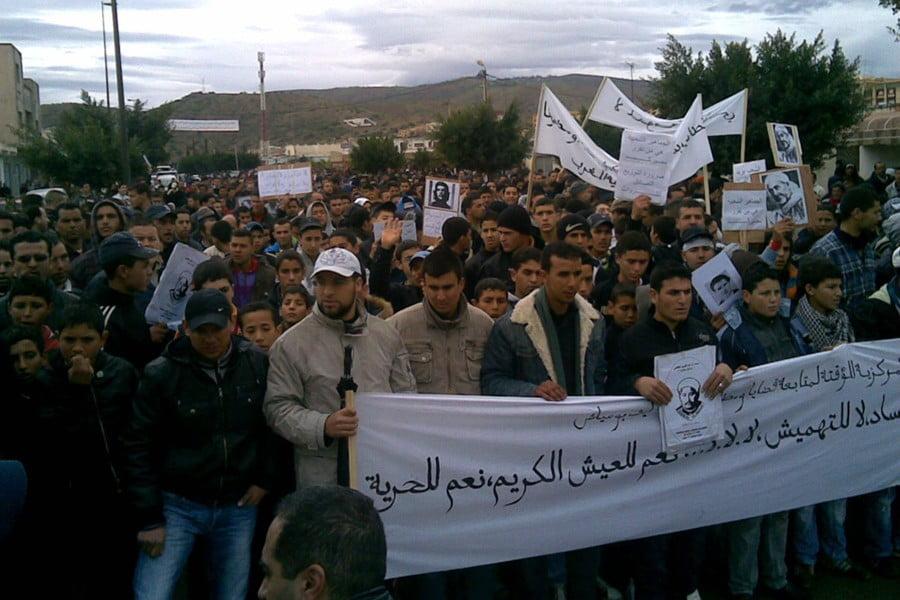 Al in 2011 protesteerden jongeren voor politieke veranderingen.