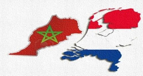 De Marokkaanse ambassadeur zet een paar Makhzen handlangers in het zonnetje