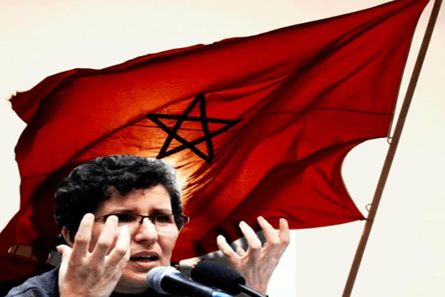 Khadija Riyadi gelooft in verandering voor Marokko