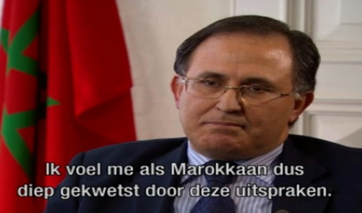 Inbraak bij Marokkaanse consulaat in Utrecht