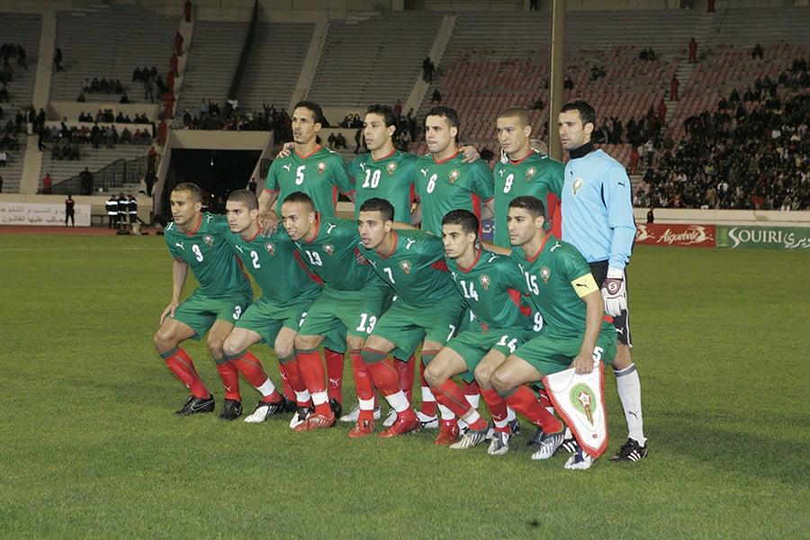 Marokko oefent op 24 mei tegen Burkina Faso