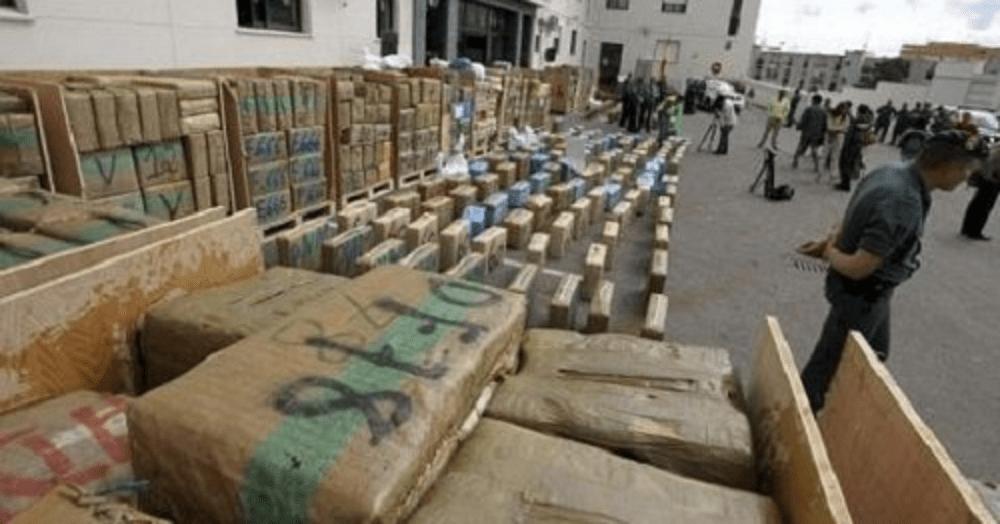 Enorme Marokkaanse drugsbende ontmanteld bij macro-operatie