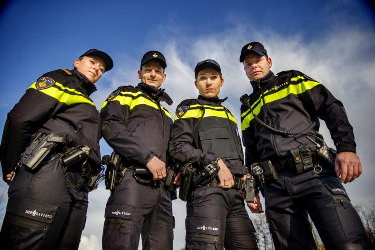 'Nederlandse politie discrimineert'