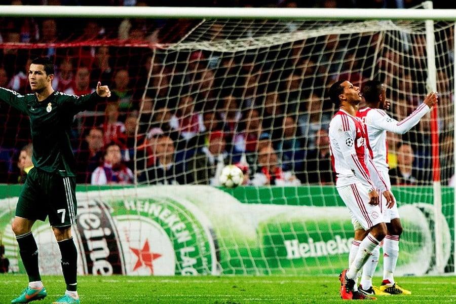 Eenvoudige zege Real Madrid