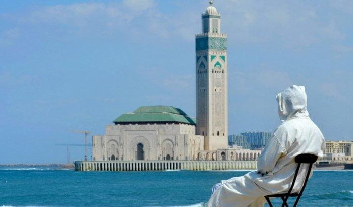 Geluid van pornofilm roept moslims op tot gebed