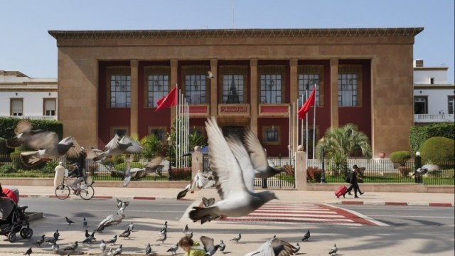 Minister Blok naar Marokko