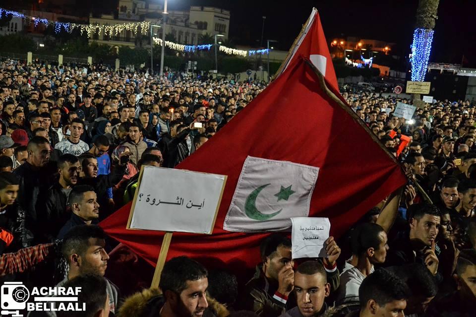 Welkom in Marokko, hier worden mensen letterlijk verpletterd