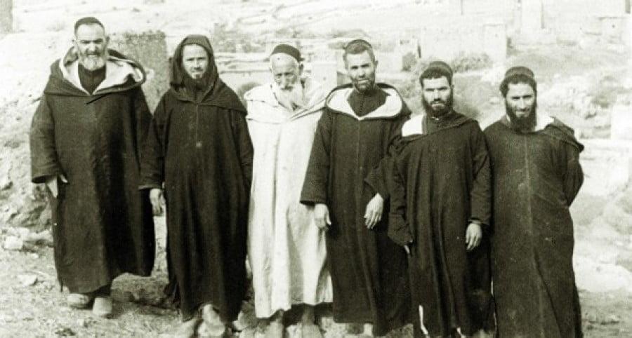 De band tussen Joden en Imazighen