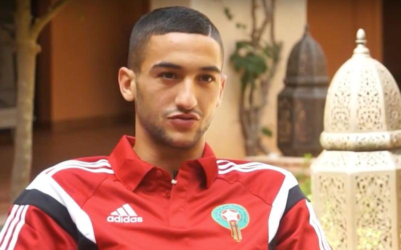 2016 Heeft Ziyech nu al spijt van zijn keuze voor Marokko?