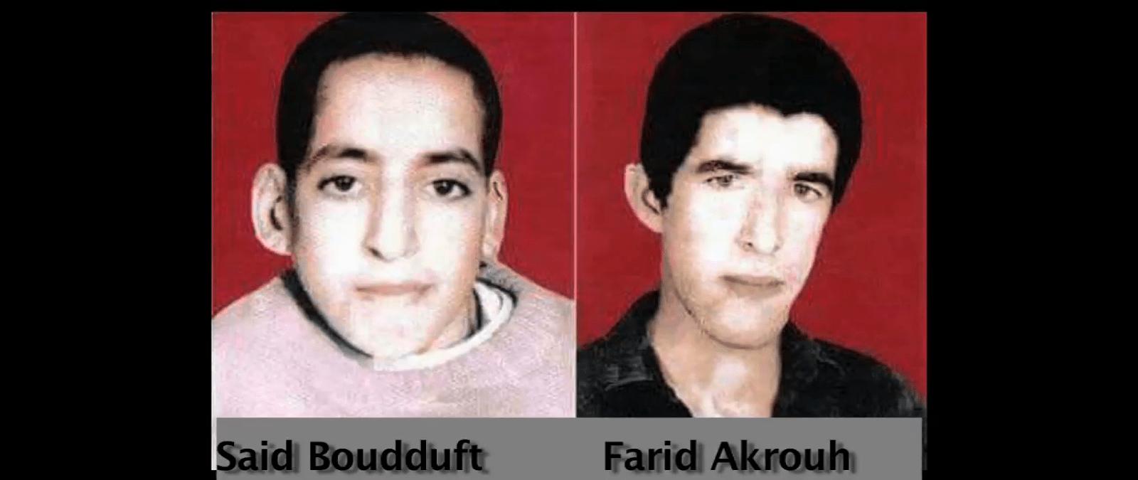 Misdaden van Marokkaanse regime