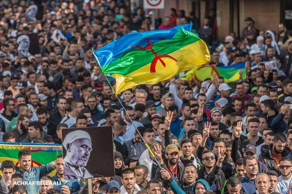 Koerden en Imazighen samen tegen onderdrukking