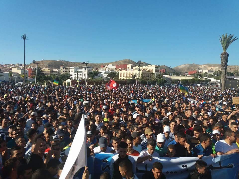 Vier jaar na de moord op Muhsin Fikri, de repressie duurt voort in de Rif