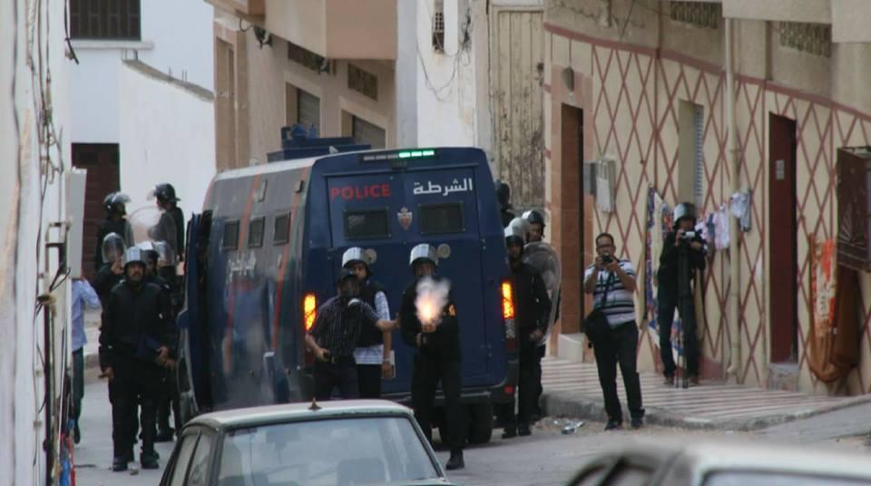 Gedetineerde activisten van Al Hoceima  verplaatst naar Taounat