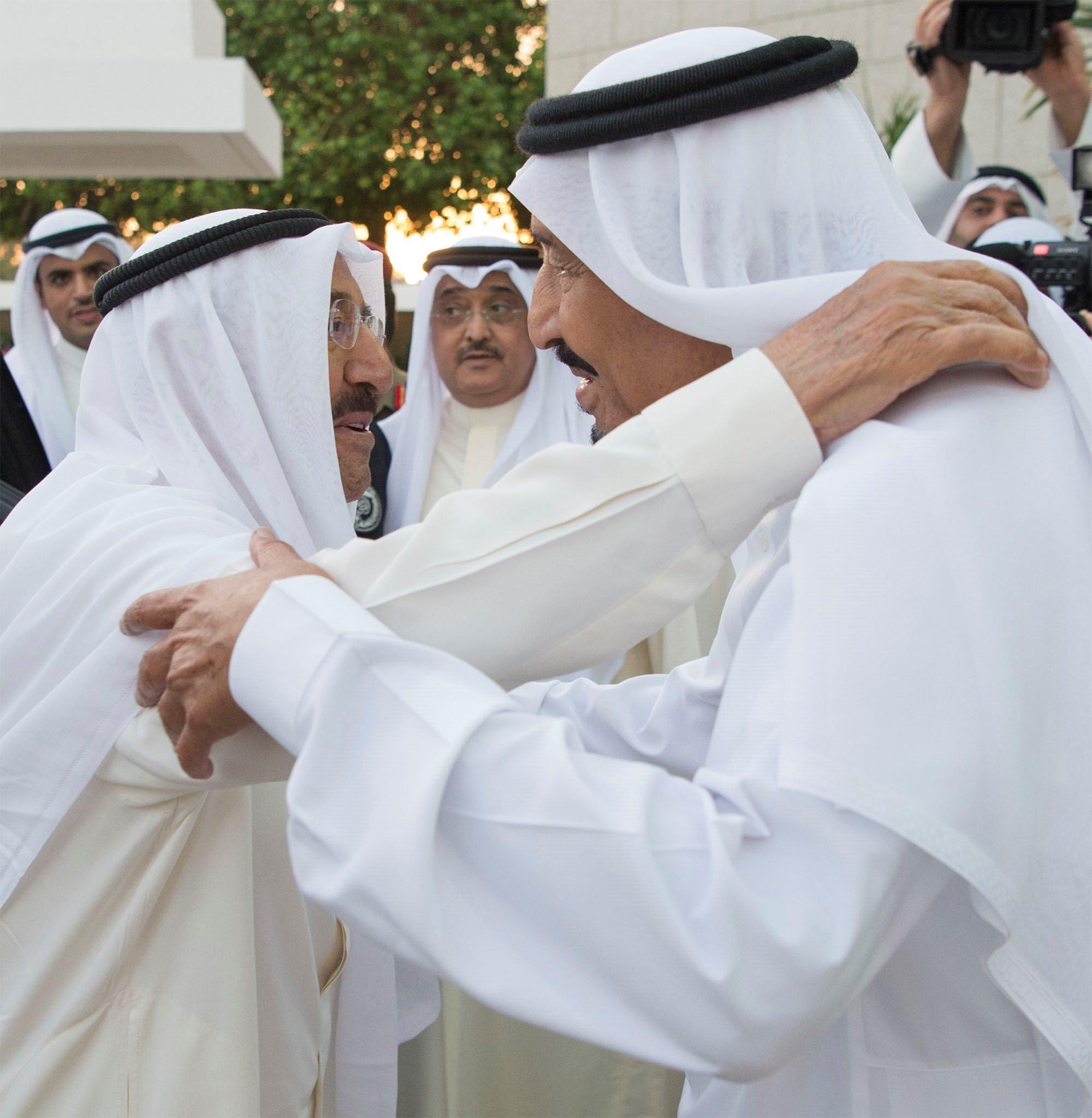Conflict tussen Arabieren in Midden-Oosten