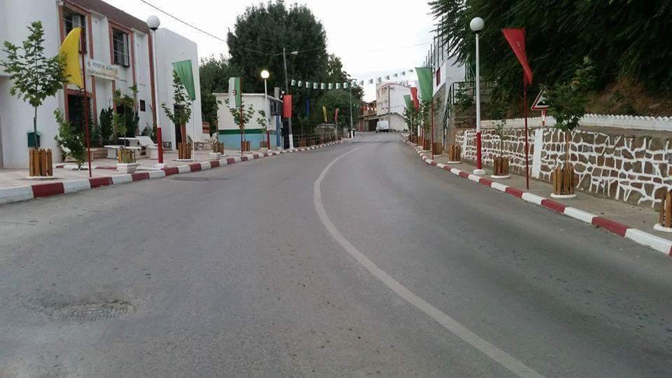Tiferdoud is tot de mooiste Amazigh dorp gekozen in Tizi Ouazo.