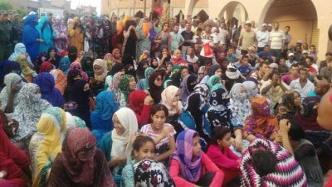700 vrouwen en kinderen uit Marokko zitten momenteel gevangen in Syrië
