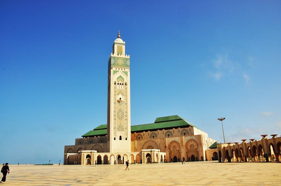 Een moskee als straf