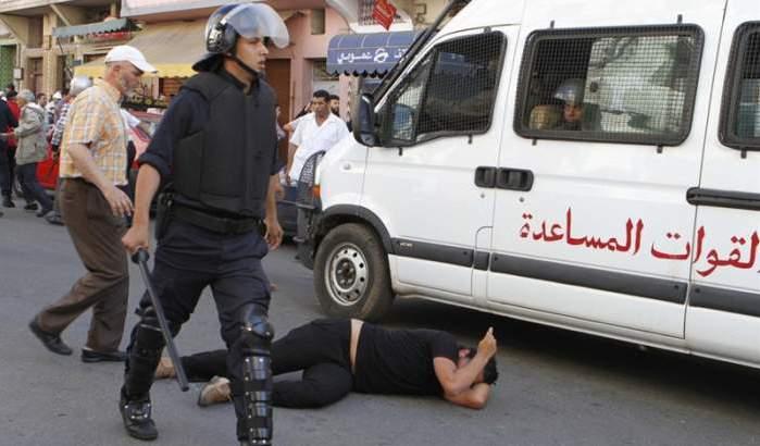 Het aantal gevangenen in Marokko heeft een ongekend record bereikt