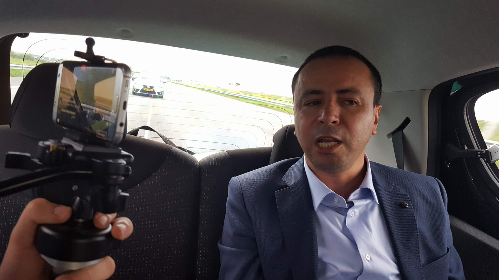 Verklaring Elbouchattaoui na vertrek uit Marokko