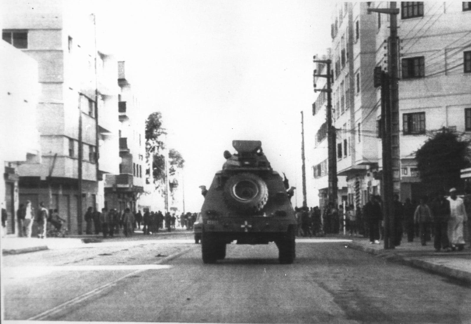 De Rif opstand van januari 1984