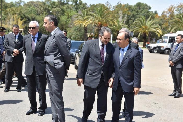 De Nationale Hoge Veiligheidsraad van Marokko