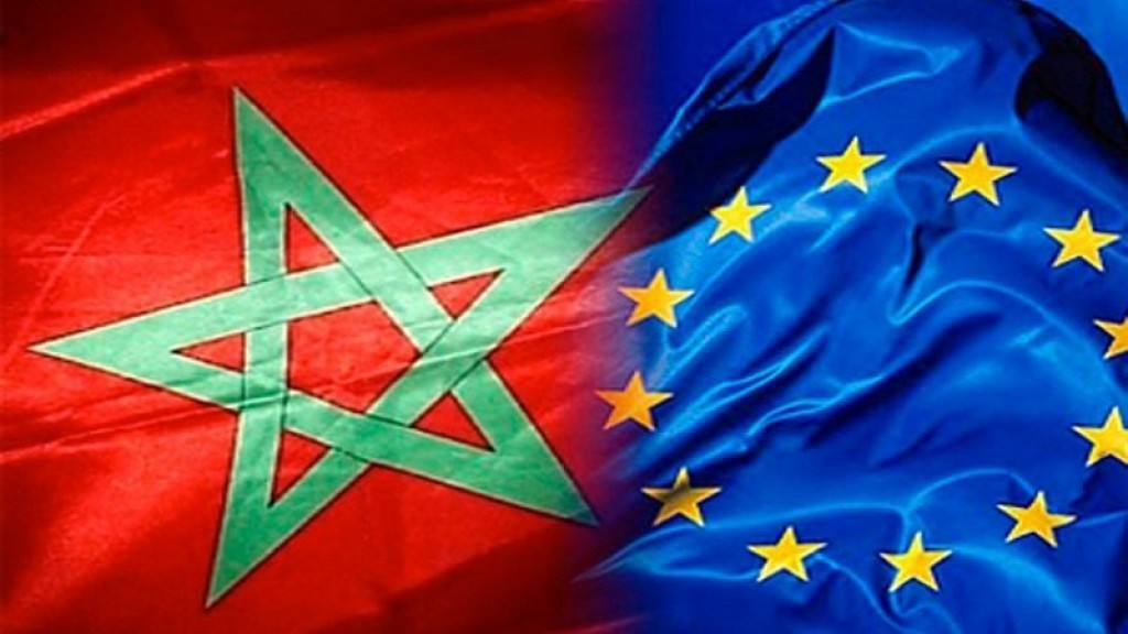 Daling geldoverdrachten klap voor Marokko