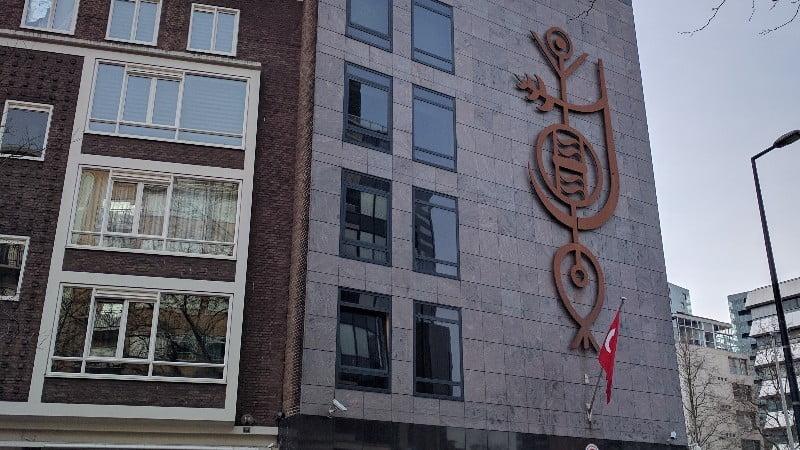 Vier Marokkaanse-Nederlanders vast voor plan aanslag Turks consulaat in Rotterdam