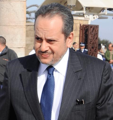 Mohamed Yassine Mansouri directeur vanDGED