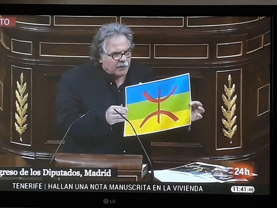 Aandacht in het Spaanse parlement voor de situatie In Arif