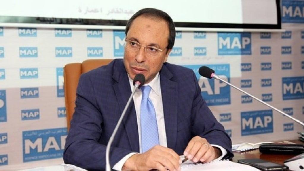 Amara beheert formeel het ministerie van Financiën
