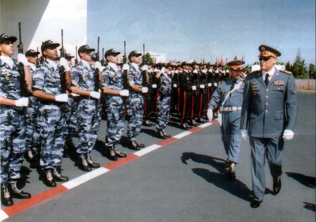 Generaal Hosni Benslimane