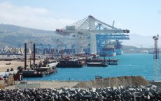 Containervervoer: Lancering van een nieuwe lijn in de haven van Nador