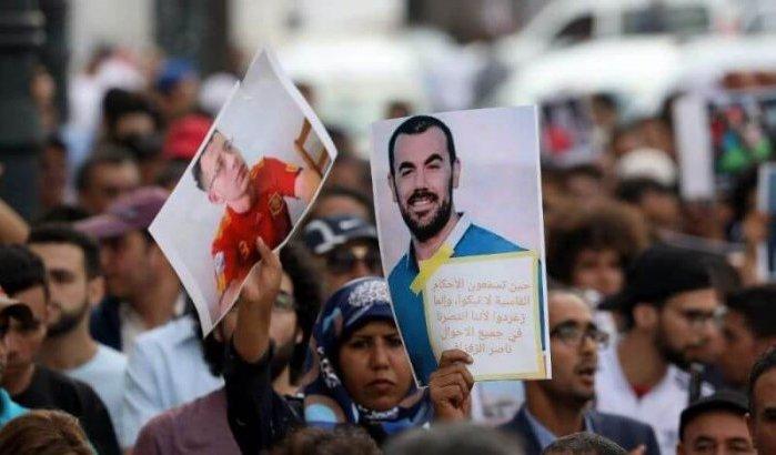 Human Rights Watch veroordeeld de veroordelingen tegen de Hirak activisten