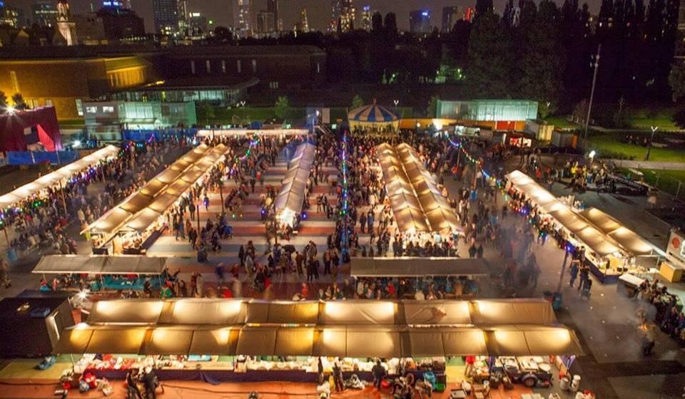 "Rotterdam verwelkomt ""Djemaa el Fna festival"""