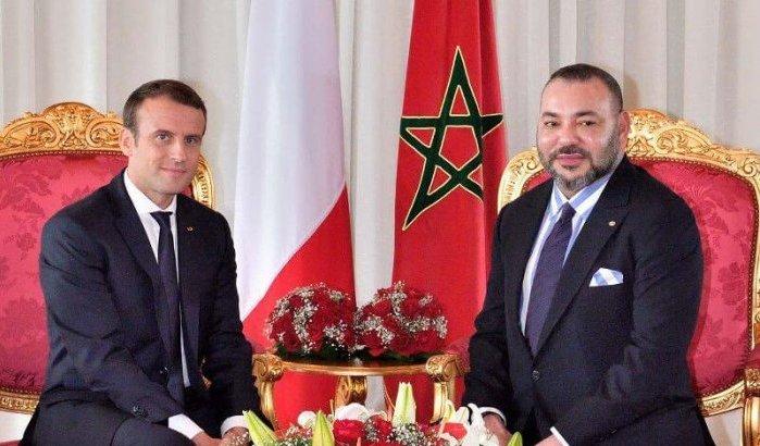 De koning van Marokko positief getest op Covid-19, volgens FOX News.