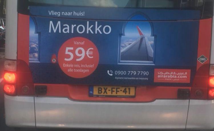 Geert Wilders stunt met aanbiedingen enkele reis naar Marokko: 'Vlieg naar huis voor €59?