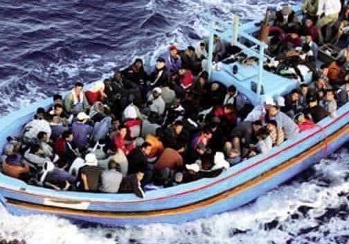 Spanje: 40 Riffijnse vluchtelingen hebben asiel aangevraagd in Spanje