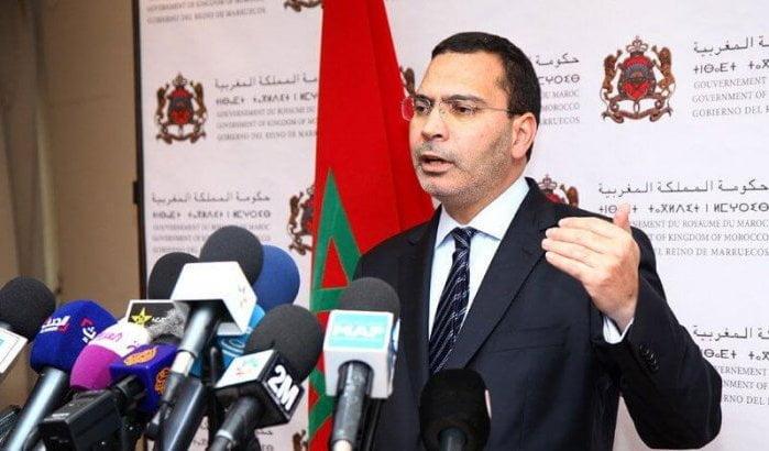 De sportieve lange arm van Rabat