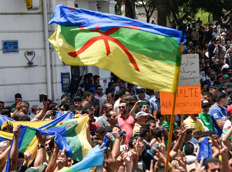 Arrestaties gaan door in Algerije tegen Imazighen