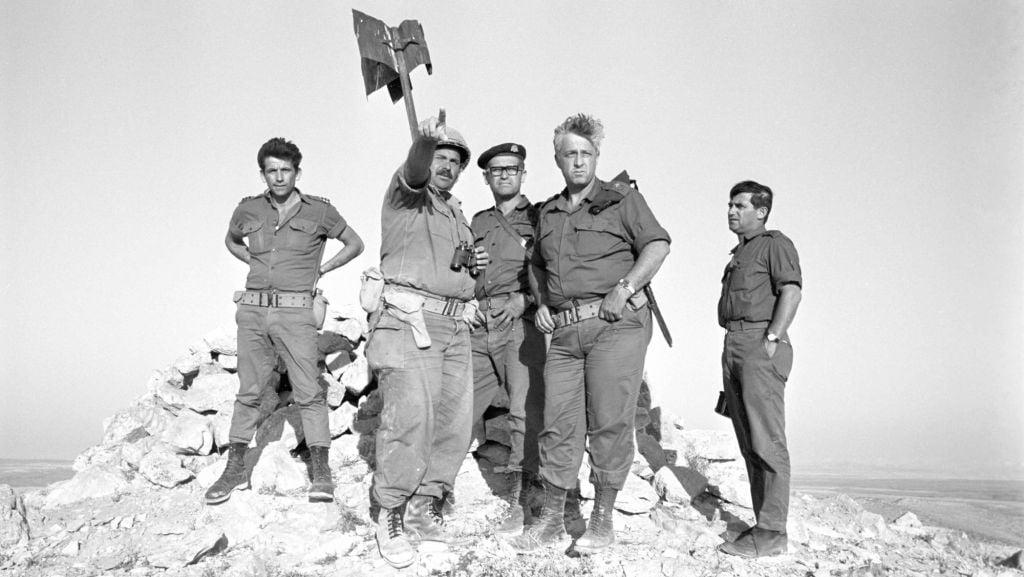 Marokko informeerde de Israëlische Veiligheidsdienst en hielp Israël de Zesdaagse oorlog te winnen