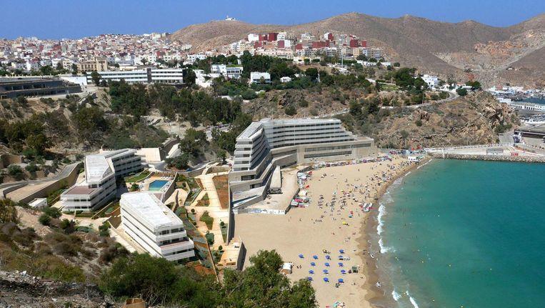 Opening nieuwe zeeroutes Malaga-Al Hoceima-Nador