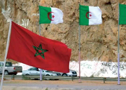 koning van Marokko en de generaals van Algerije: de impasse gaat door