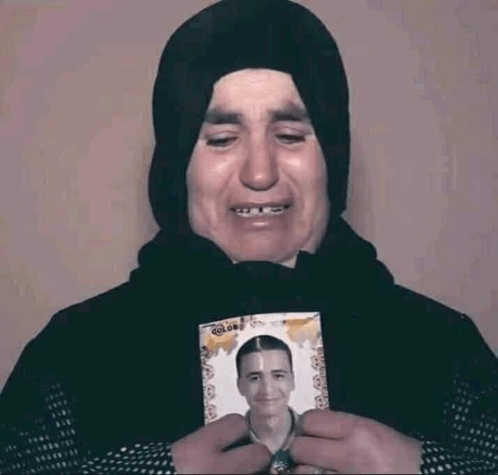 Moeder doet hartbrekende oproep aan Mohammed VI